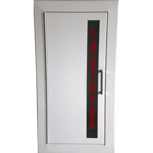 JL Ambassador Steel Fire Extinguisher Cabinet