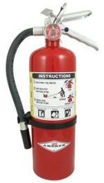 B402 - Amerex 5 lb ABC fire extinguisher