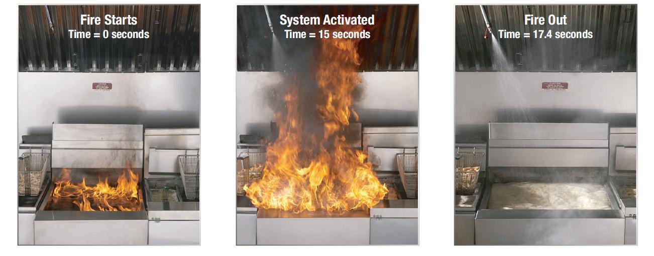Buckeye Kitchen Mister Fire Suppression Systems - Monroe ...